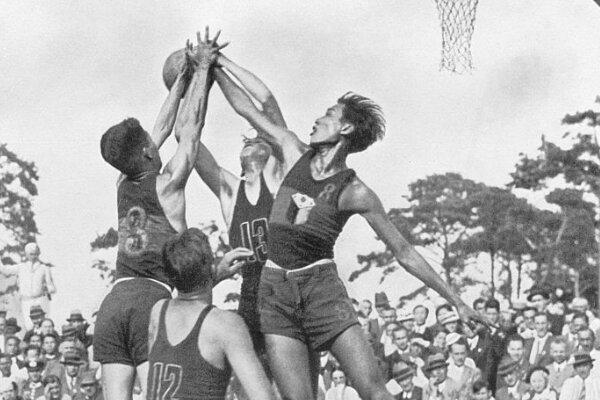 Inclusión del basquetbol en los juegos olímpicos