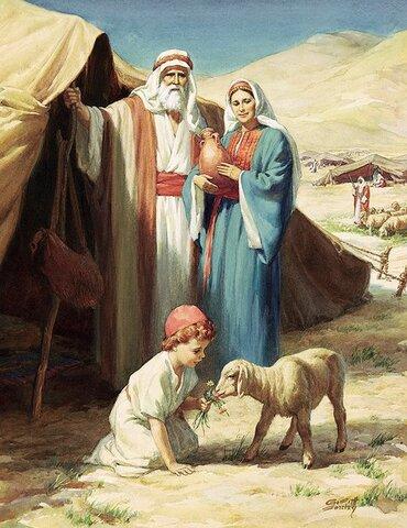 Abraham (birth)