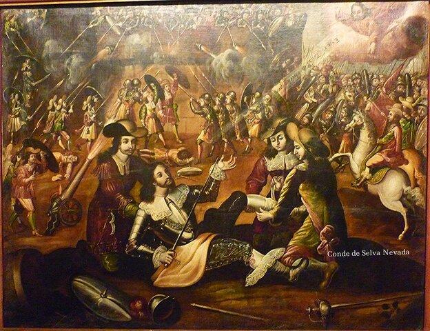 Asedio de Pamplona