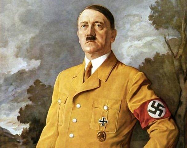 Segunda Guerra Mundial -Adolf Hitler y las Relaciones Públicas