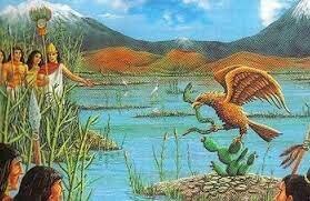 1325 Fundación de México - Tenochtitlan
