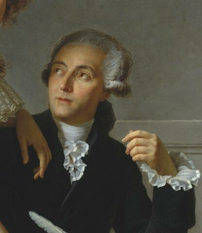 """""""The Father of Chemistry,"""" Antoine Lavoisier (1743 - 1794)"""