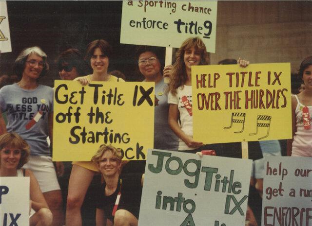 1972 - Title IX