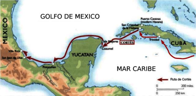 Tercera Expedición de Hernán Cortés