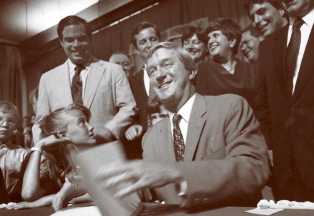 1993 - The Massachusetts Education Reform Act