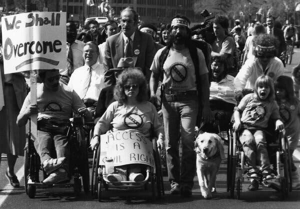 1990-The Americans with Disabilities Act (ADA)