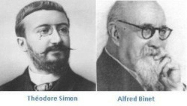 Primera prueba de inteligencia - Binet y Simón