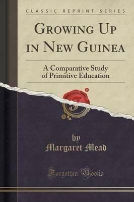 Comparative study of primitive education.