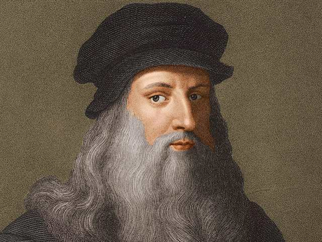 Personajes humanismo renacentista: Leonardo da Vinci (1452-1519)