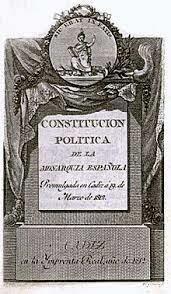 Constitución Política de Monarquía Española