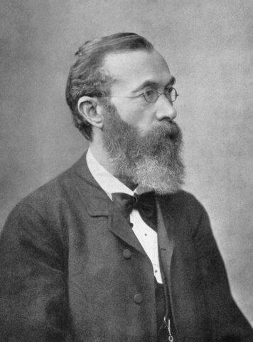 Wilhelm Wundt (1832 - 1920)