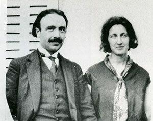 Célestin Freinet y Elise Freinet