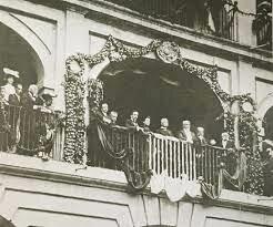 Inauguración de la UNAM