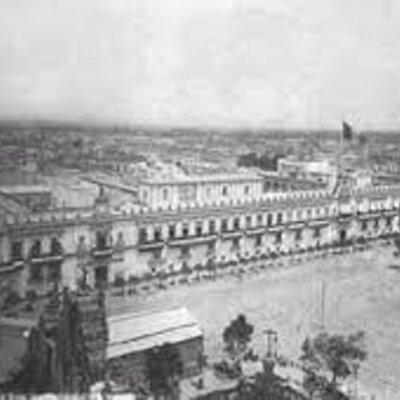 MÉXICO 1877-1914 timeline