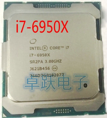 Intel Core i7-6950X (Broadwell-E)