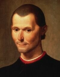 NICOLAS MAQUIAVELO 1469-1527 D.C