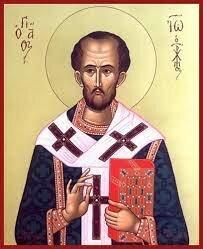 San Juan Crisostomo, intento que la educación se le confiara a los monjes.