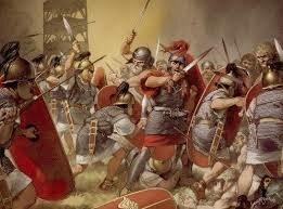 Invasión al imperio romano
