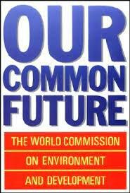 """""""Nuestro futuro común"""""""