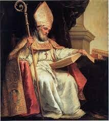 Obispos no tenian permitido leer libros paganos.