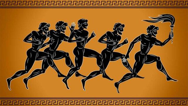 Les primeres olimpiades