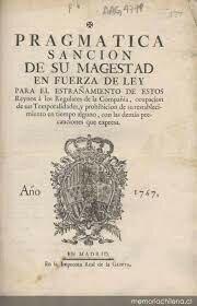 """Justiniano y su """"Pragmática Sanción"""""""