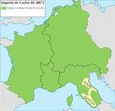 Origenes de la cultura medieval precarolinga.