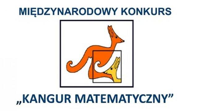 2. miejsce w konkursie matematycznym Kangur