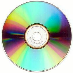 Disc óptic