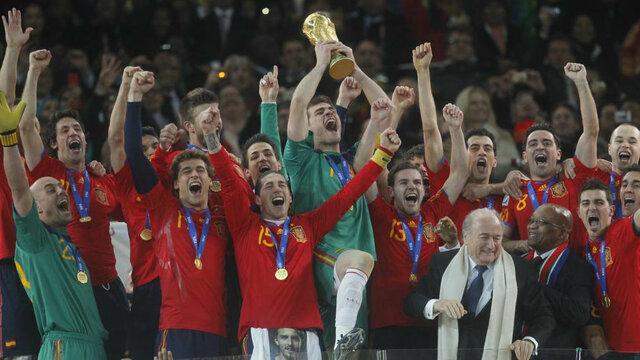 Espanya Campiona del mon