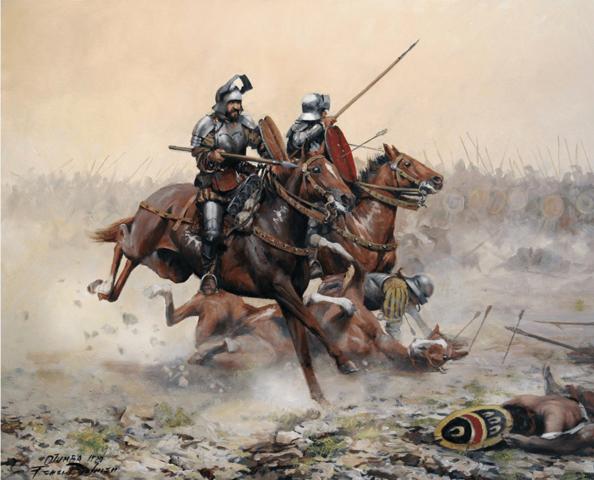 Batalla Otumba