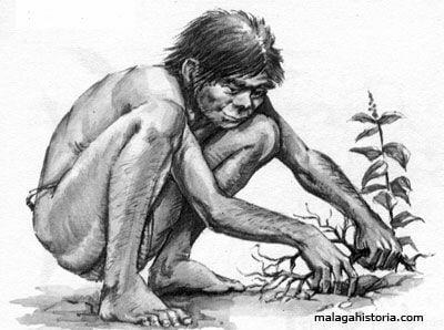 El hombre de la prehistoria