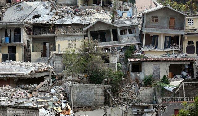 Terretremol a Haiti (Climatic)