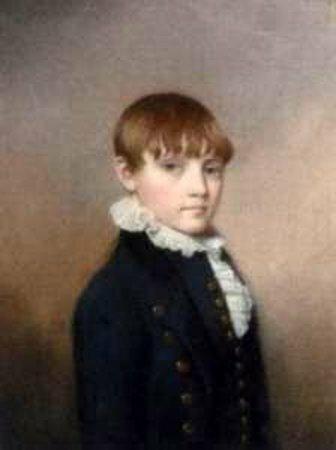 The birth of Charles Darwin