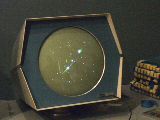 Primer juego de computadora