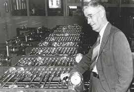Analizador diferencial de Vannevar Bush