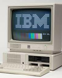 ordenadores de segunda ganeracion: IBM