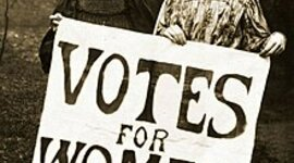 THE SUFFRAGETTES timeline