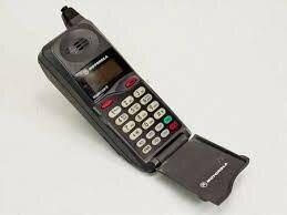 primer teléfono movil, motorola