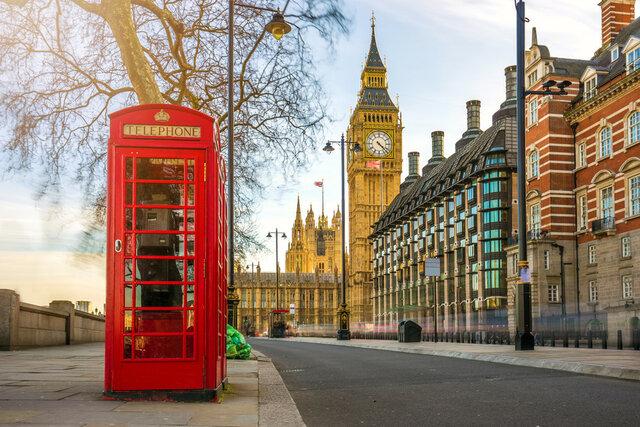 Viatjo a Londres