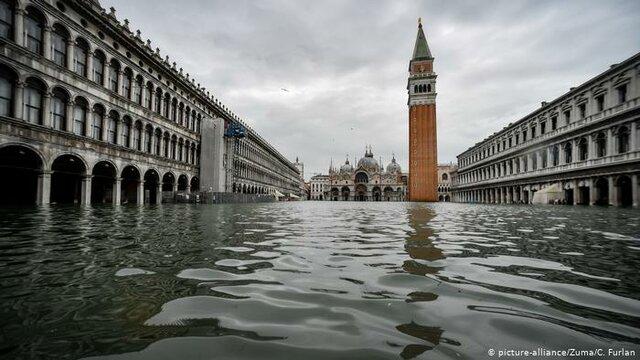 Inundació a Venecia (climàtic)