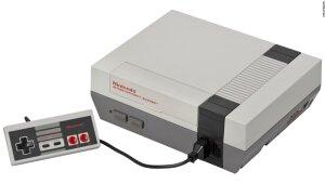 Primera consola exitosa de Nintendo