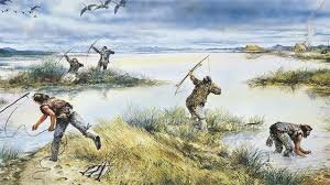 Técnicas de caza en grupo