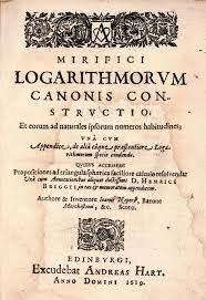 Aparición de los logaritmos