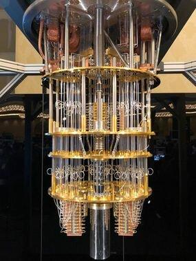 Ordenadores cuánticos