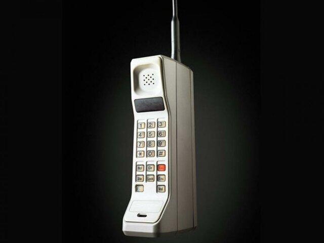 primeros telefonos moviles