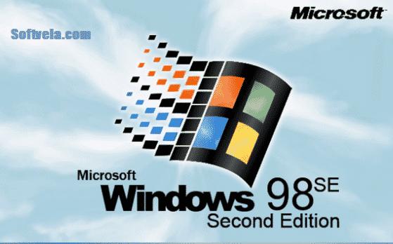 Windows 98 SE- 32 bits