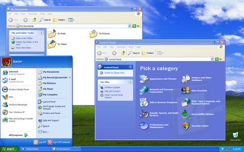 Windows XP- 32/64 bits