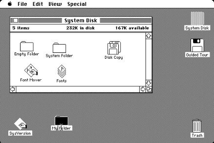 System 1.0 (Macintosh)