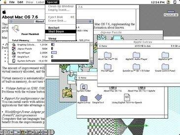 System 7.1.1 Pro